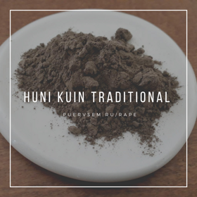 HUNI KUIN TRADITIONAL